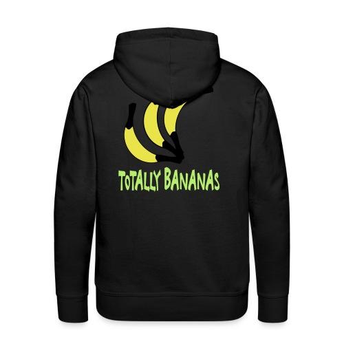 totally bananas - Mannen Premium hoodie