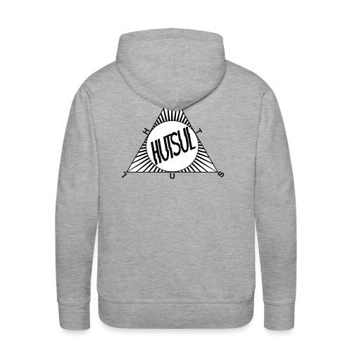 Hutsul Triangle - Sweat-shirt à capuche Premium pour hommes