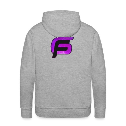 FuZioN Emblem Big - Men's Premium Hoodie
