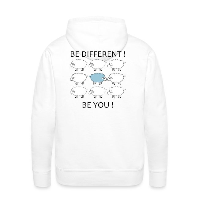 be-different-be-you-t-shi