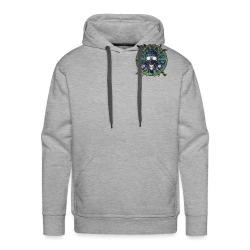 teeshirt railledingue - Sweat-shirt à capuche Premium pour hommes