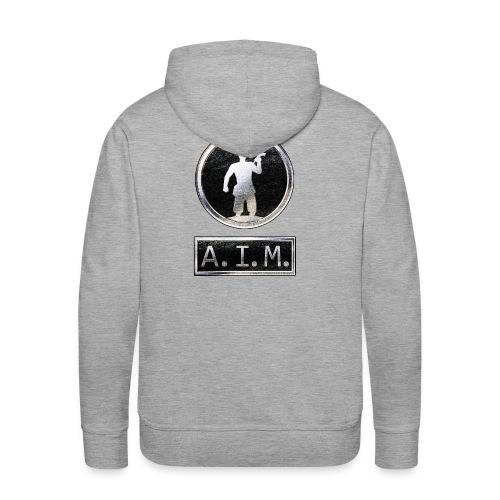 ja bia motive 04 shirt - Männer Premium Hoodie