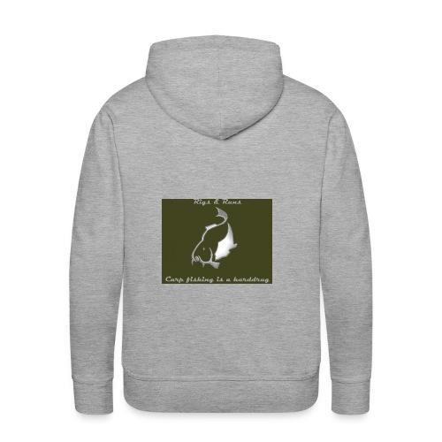 Rigs & Runs - Mannen Premium hoodie