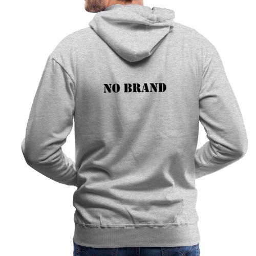 no brand - Mannen Premium hoodie