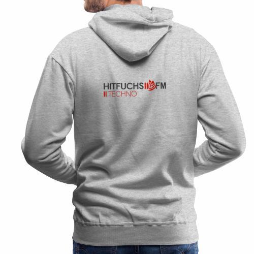 #TeamTechno - Men's Premium Hoodie