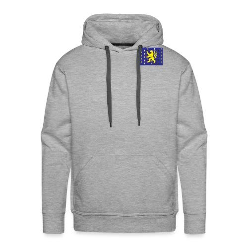 Franche Comté - Sweat-shirt à capuche Premium pour hommes