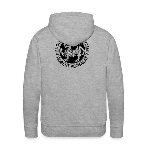 FudoShin Karaté - Sweat-shirt à capuche Premium pour hommes