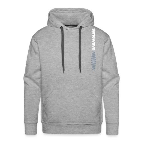 Synewave 2016 Ltd. Edition Black on Black Hoodie - Men's Premium Hoodie