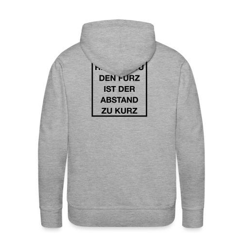 Furz - Männer Premium Hoodie