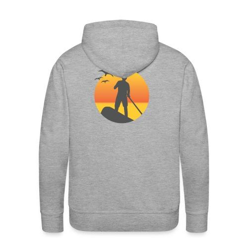 gbshape - Sweat-shirt à capuche Premium pour hommes