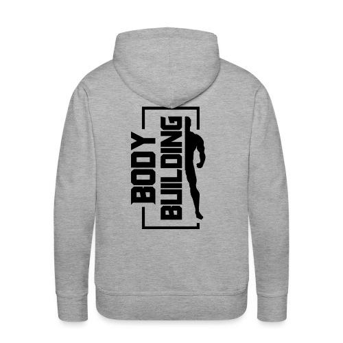 BODYBUILDING CLASSIC - Männer Premium Hoodie