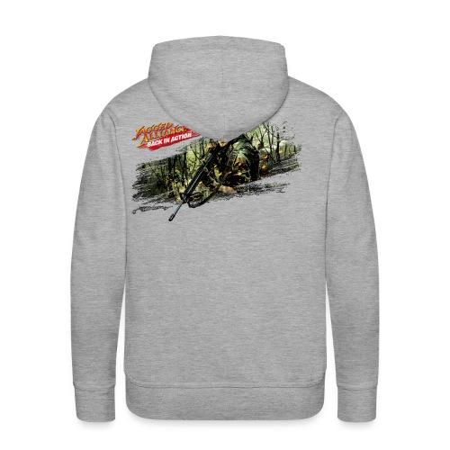 ja bia motive 01 shirt - Männer Premium Hoodie