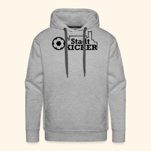 Wartburg Stadt Kicker - Männer Premium Hoodie
