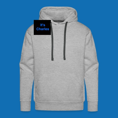 It's Charles - Men's Premium Hoodie
