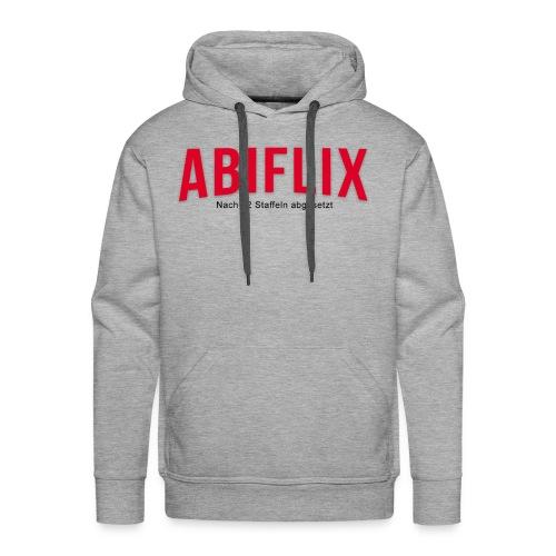 Abiflix GSG 2019 - Männer Premium Hoodie