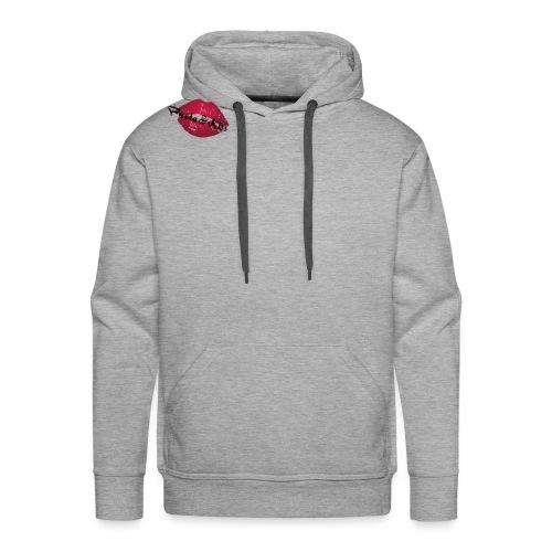 Pueta Kiss - Sweat-shirt à capuche Premium pour hommes