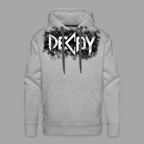 Verf - Mannen Premium hoodie