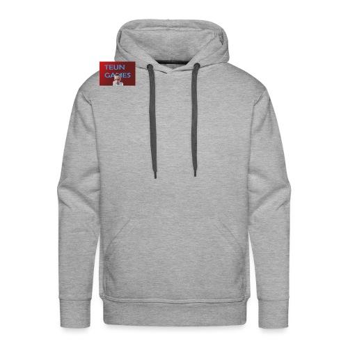 TeunGames foto - Mannen Premium hoodie