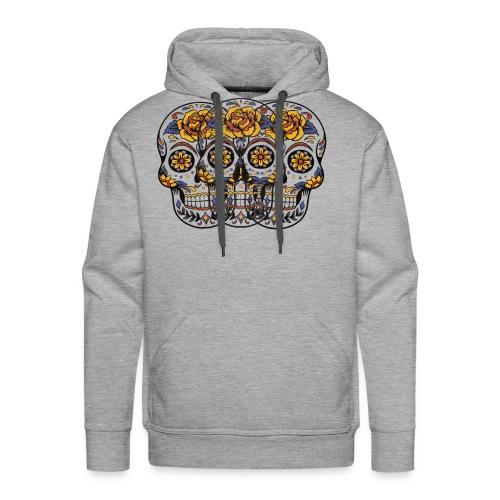 bones - Sweat-shirt à capuche Premium pour hommes