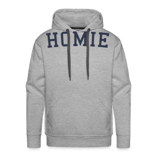 homierent dark - Men's Premium Hoodie