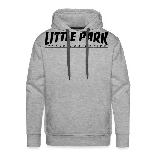 Tee-shirt Little Park - Sweat-shirt à capuche Premium pour hommes