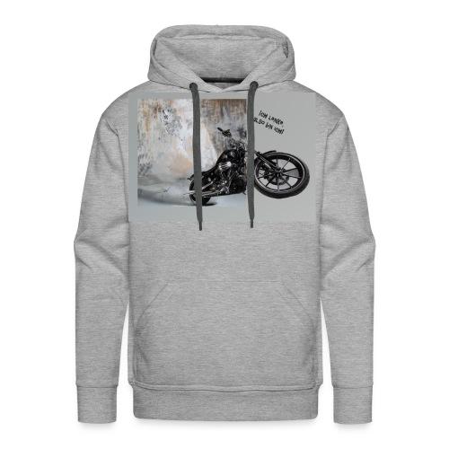 Chopper - Ich lenke, also bin ich! - Männer Premium Hoodie