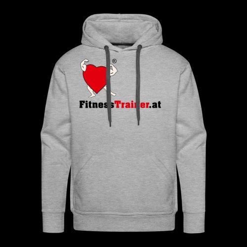 FitnessTrainer.at - Männer Premium Hoodie