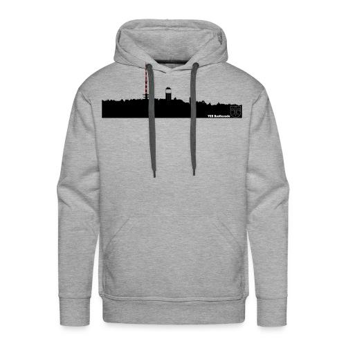 Skyline Inselsberg schwarz - Männer Premium Hoodie
