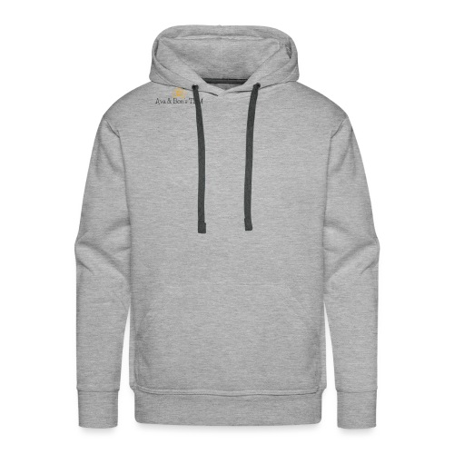Ava and ben tdm - Men's Premium Hoodie