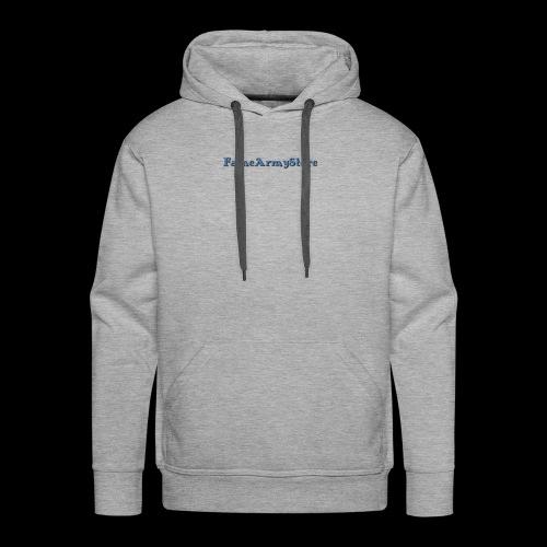 FameArmyStore - Männer Premium Hoodie