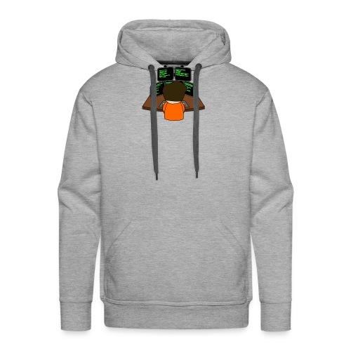 The small coder - Men's Premium Hoodie
