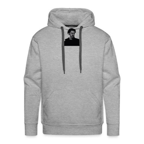 J-Cole illustration - Männer Premium Hoodie