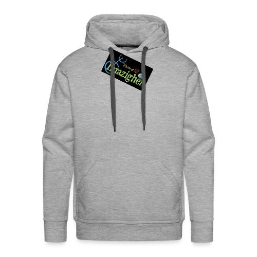 Imazighen ithran rif - Mannen Premium hoodie