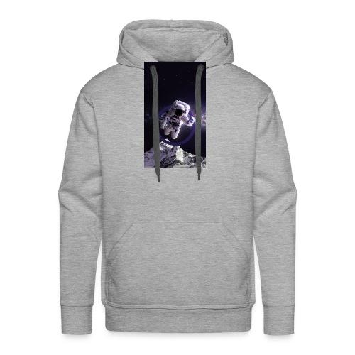 Space - Sweat-shirt à capuche Premium pour hommes