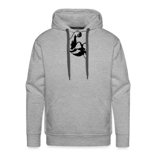 PITT BIG BIZEPS Muskel-Shirt Stay strong! - Männer Premium Hoodie