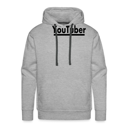 youtuber film youtube - Männer Premium Hoodie