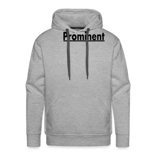 prominent promi Berühmtheit - Männer Premium Hoodie