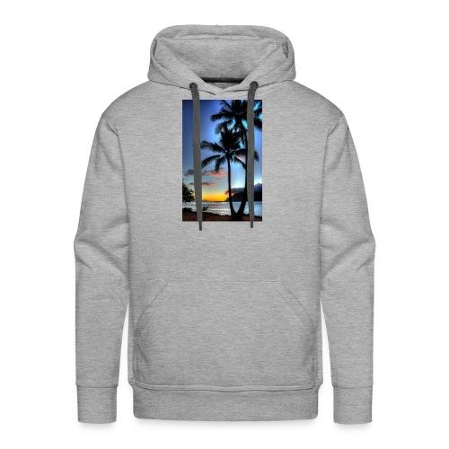 palme - Männer Premium Hoodie