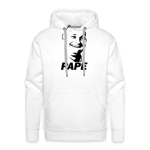 PAPE - Herre Premium hættetrøje