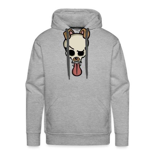 Snap-Skull - Männer Premium Hoodie