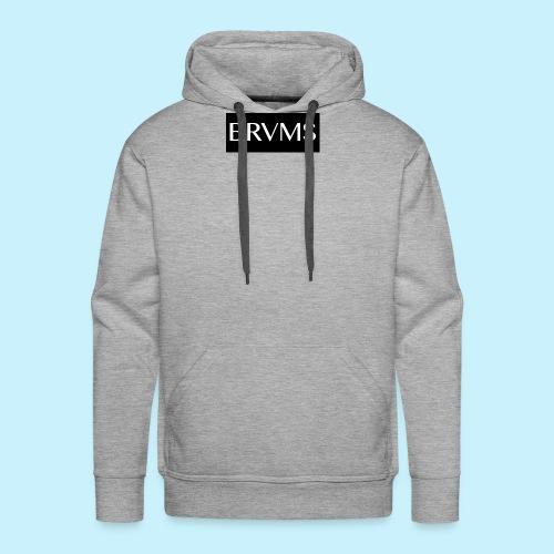 BRVMS - Sweat-shirt à capuche Premium pour hommes