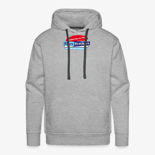 Official Committed to the Blues Logo - Men's Premium Hoodie