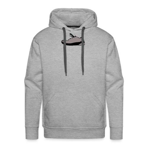 Laufschuh - Männer Premium Hoodie