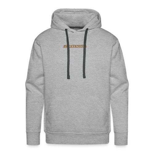 iCommentary - Men's Premium Hoodie