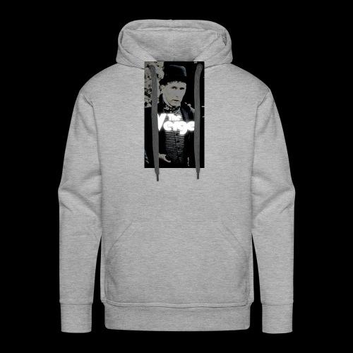 TV Boo - Sweat-shirt à capuche Premium pour hommes