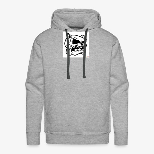 Pit-Skull - Men's Premium Hoodie