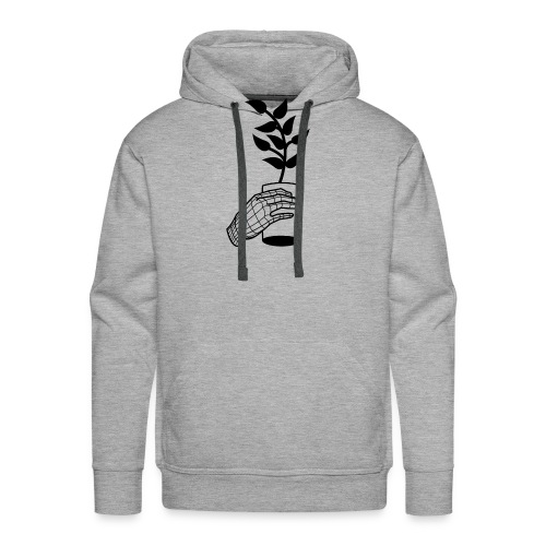 Plante - Sweat-shirt à capuche Premium pour hommes