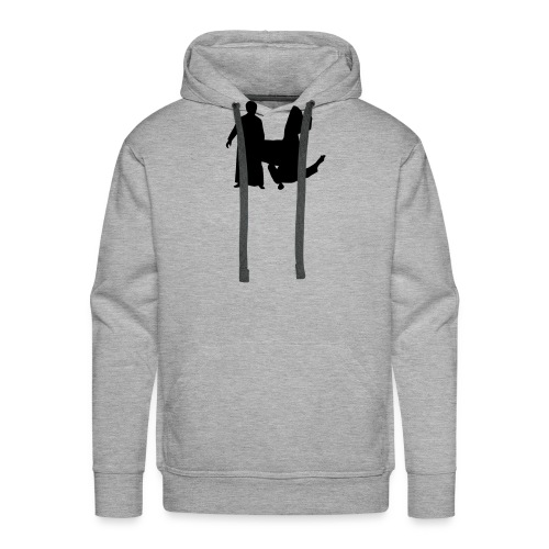 Ukemi - Men's Premium Hoodie