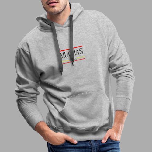MUCHAS GRACIAS - Trend Eddition - Men's Premium Hoodie