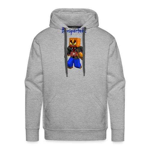 Beniperfekt T-Shirt für Männer - Männer Premium Hoodie